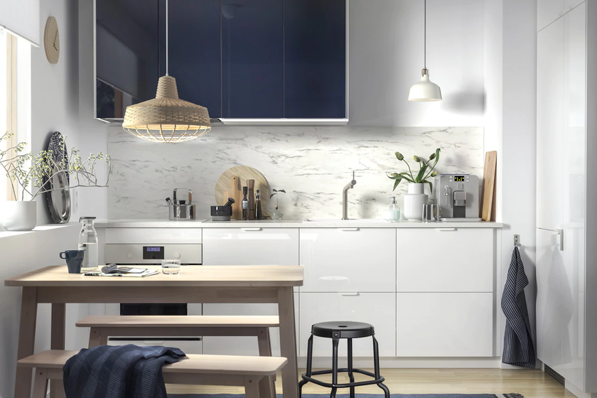 Small kitchens? Ikea has everything designed to get the ...