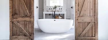 Having a bathtub, the new symbol of luxury in the bathroom?