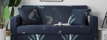 Covers and covers sofas with a lot of style and with which to give a twist to the living room decoration