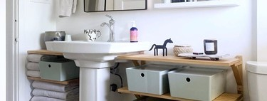 Order in the bathroom: ideas and tricks to put order once and for all