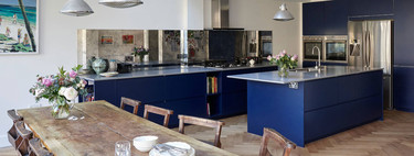 Vinyl for kitchen furniture: How to change the look of your kitchen for less than 100 euros