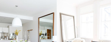 17 ideas on how to place a mirror in your living room