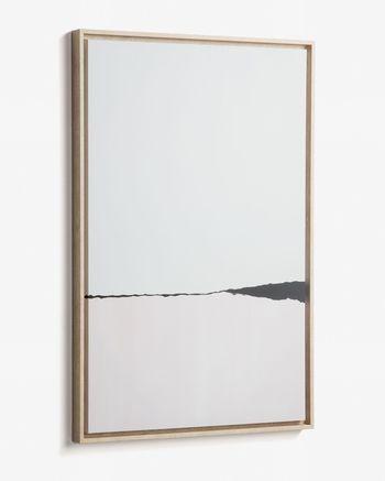 Wrigley painting 60 x 90 cm pink