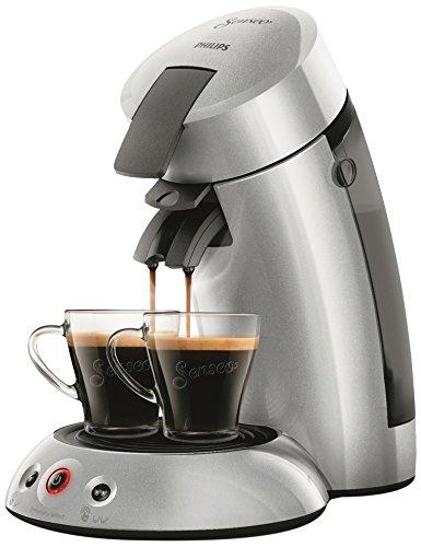 Philips hd6556 / 51 SINGLE DOSE coffee maker Senseo Original 2.5 + Silver 0.75 liter