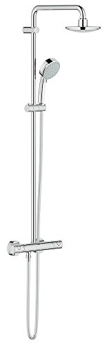 Grohe New Tempesta Cosmopolitan 160 - Shower system with built-in thermostat (Ref. 27922000)