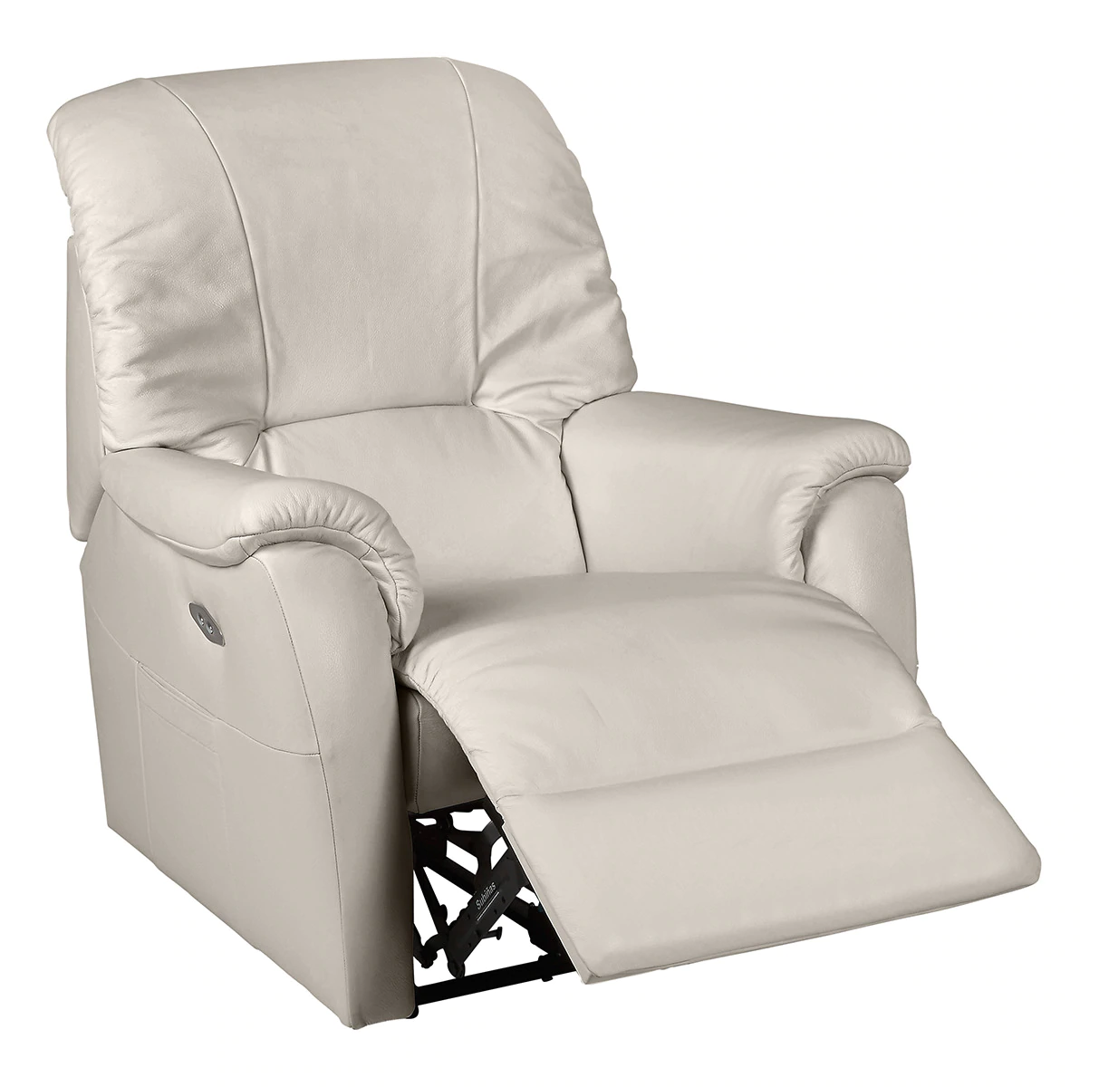Electric relax leather armchair