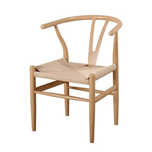 LKU Iron Chair Back Chair New Chinese Restaurant Table Chair home Nordic Dining Chair, Style 5