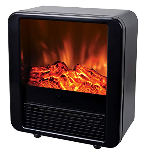 Silva Homeline FP de H 085 Electric Fireplace 900/1800 W Flame Effect Decoration Heater Oven Heating