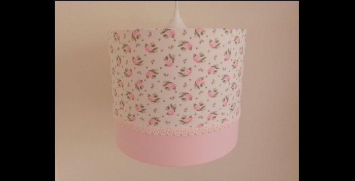 handmade chandelier fabric