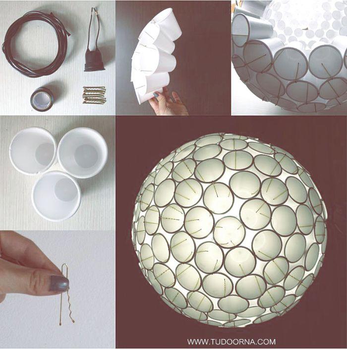 handmade chandelier tutorial