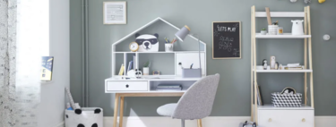 13 new storage novelties for children's bedrooms, ideal for back to school, from Maisons du Monde