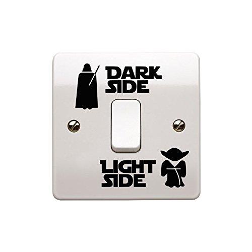 Star Wars Vinyl Wall Switch Sticker
