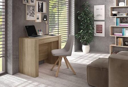extendable desk table