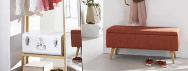 Eleven inspiring hallways in all sizes and styles with furniture from Maisons du Monde