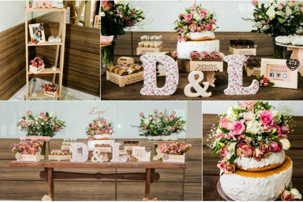 Inspirations for engagement decoration