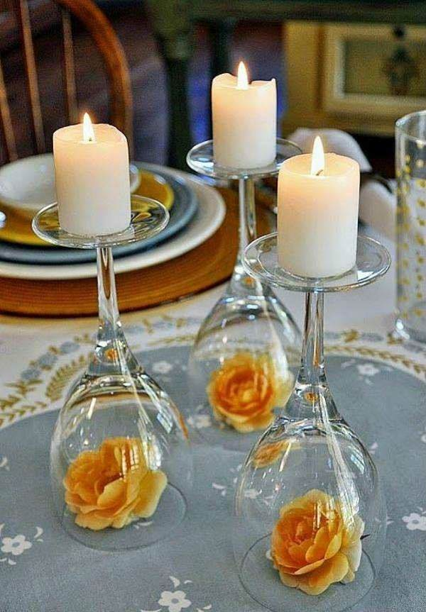 Different table arrangement for engagement