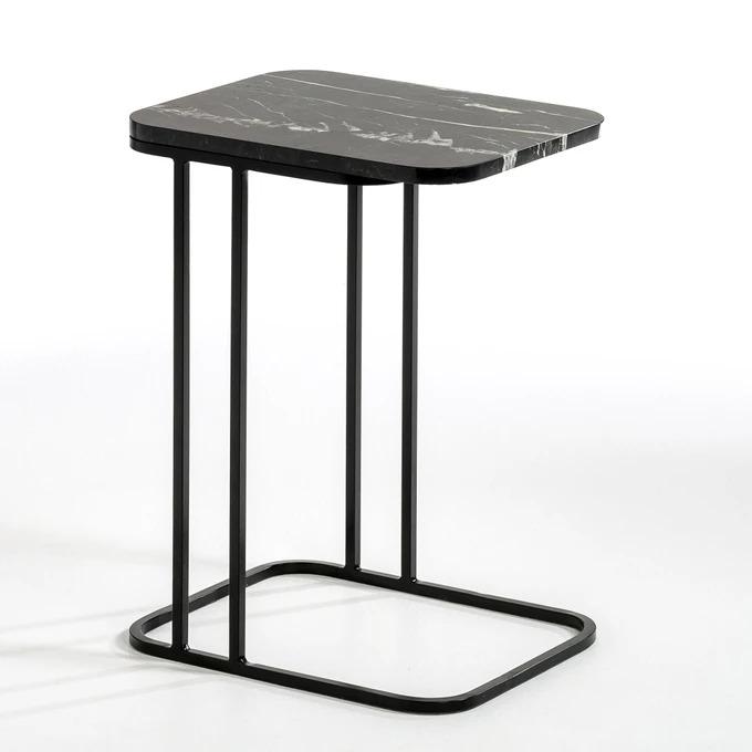 Trebor corner coffee table design E. Gallina