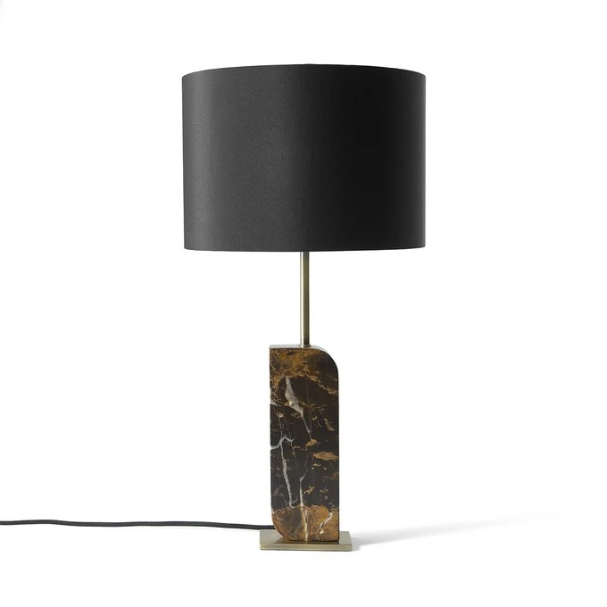 Marble table lamp, Palaz