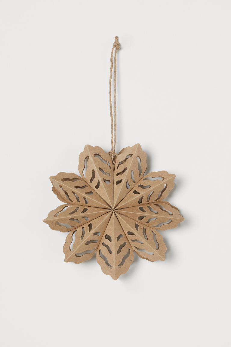 Paper Christmas ornament € 2.99