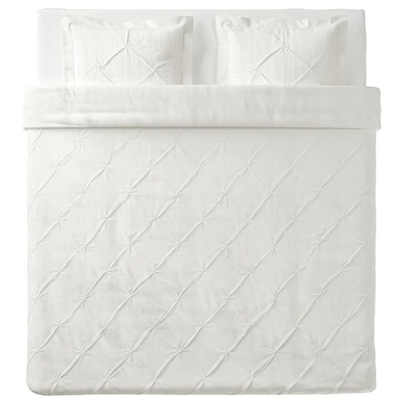 Trubbtag Duvet Cover 2 Pillowcases White 0813099 Pe772281 S5
