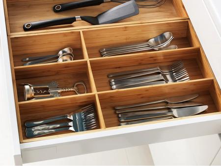 Bamboo drawer
