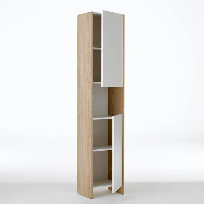 Column cabinet for bathroom Banero