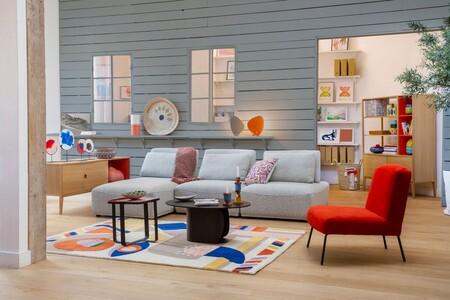 Habitat corner sofa