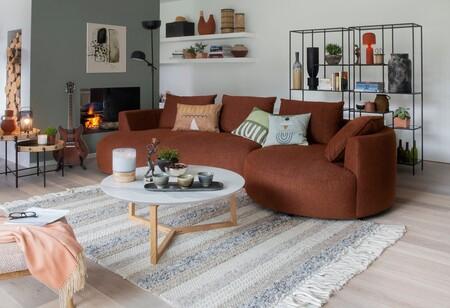 Habitat organic sofa