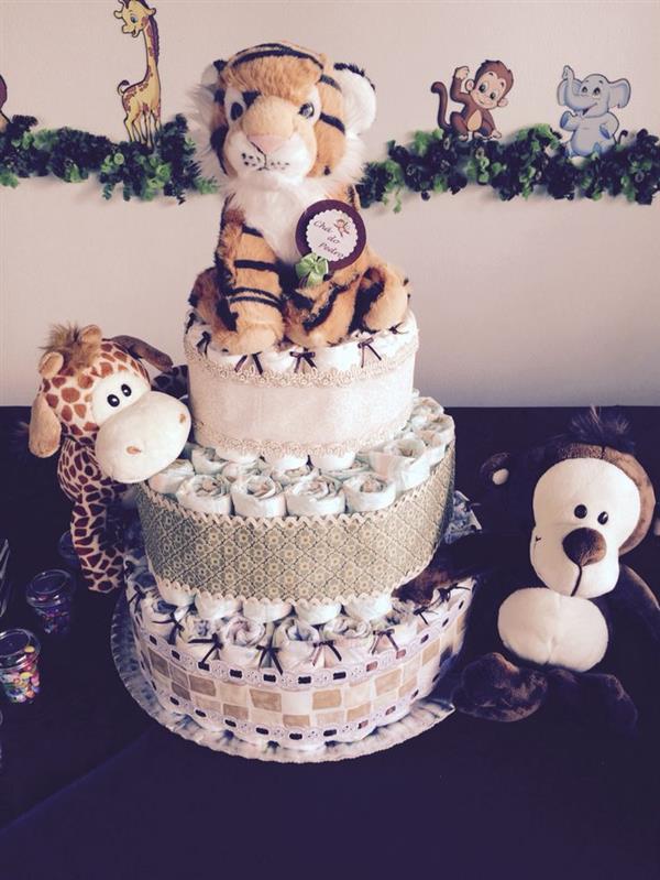diaper cake template