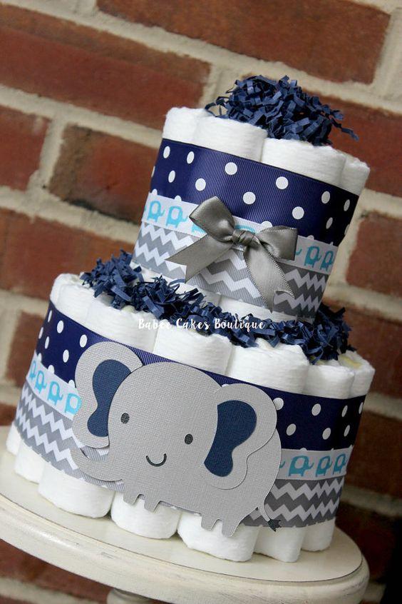 cake diapers quantity