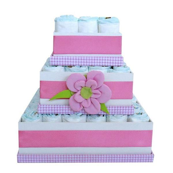 bow for diaper cake