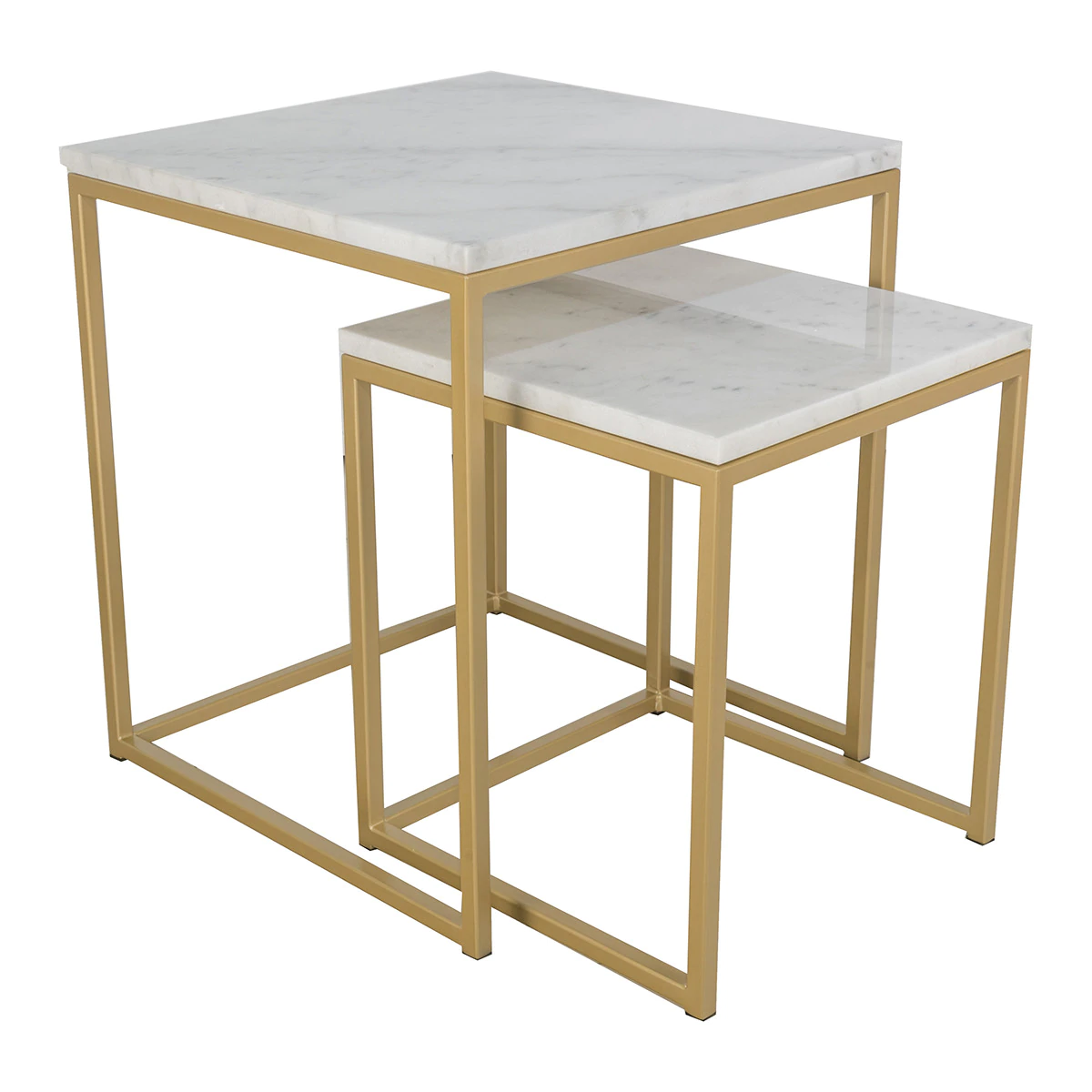 Set of two coffee tables