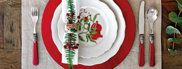 Black Friday 2020: These seven tablecloths will change your Christmas table and they are very low at El Corte Inglés (some are starting to sell out)