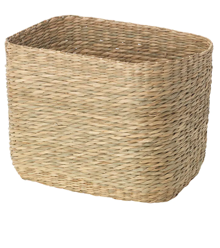 Marine reed basket