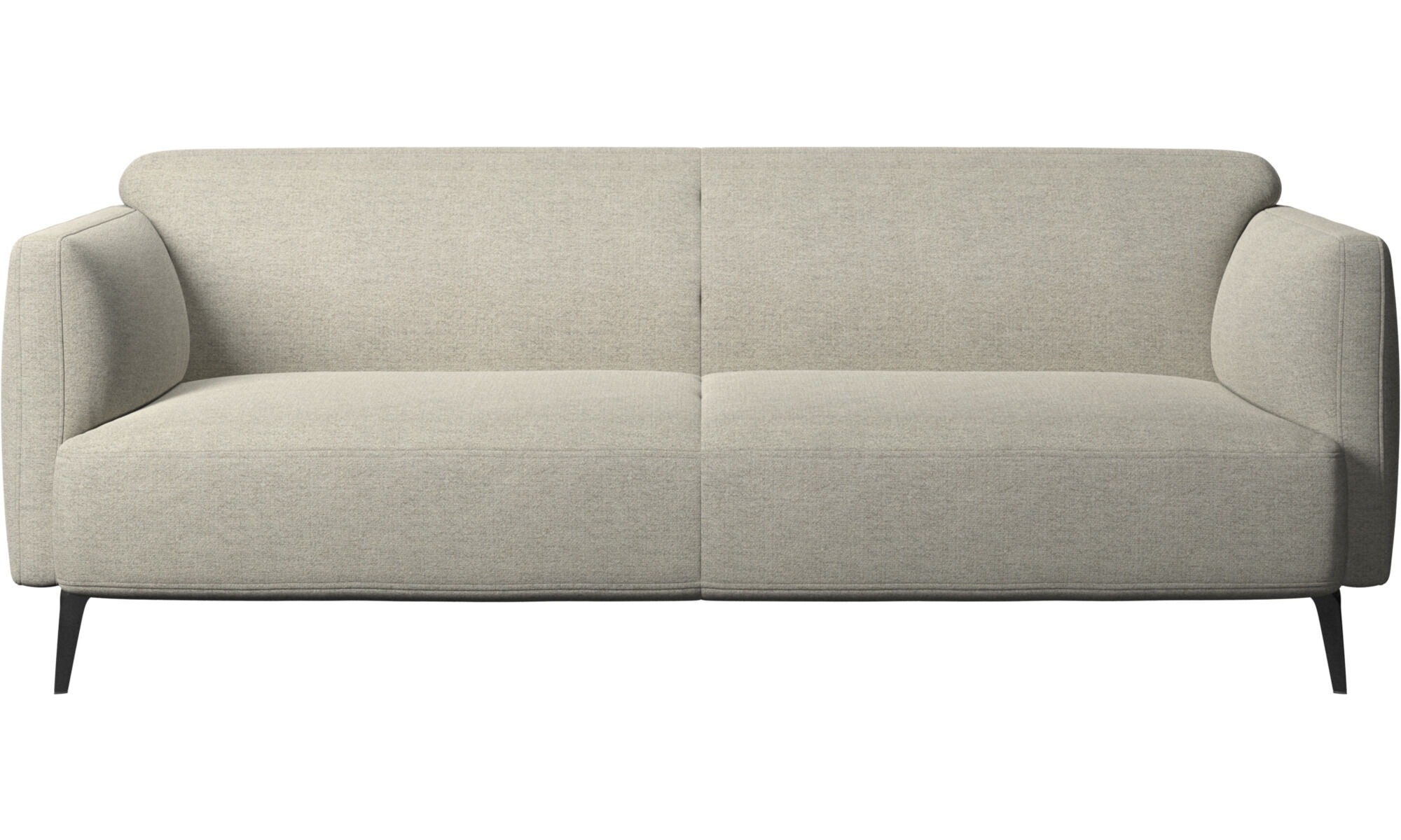 MODENA Modena 2.5 seater sofa with armrests