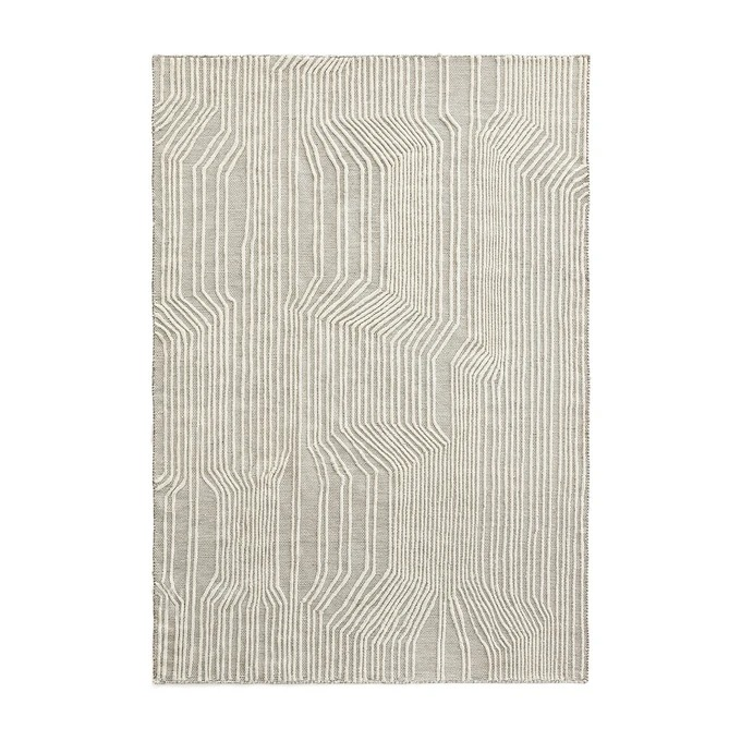 Farooka wool and cotton rug Size 160 x 230 cm