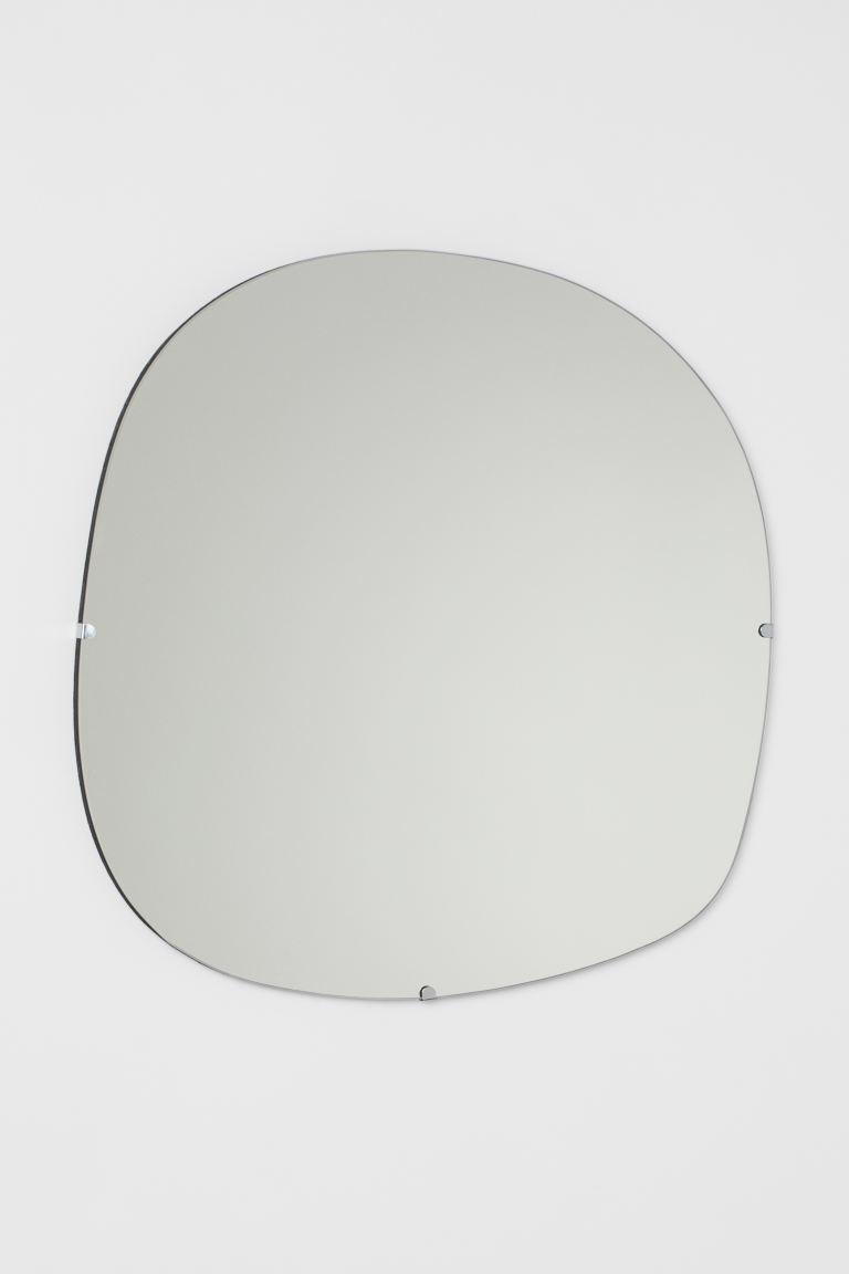 Asymmetric mirror