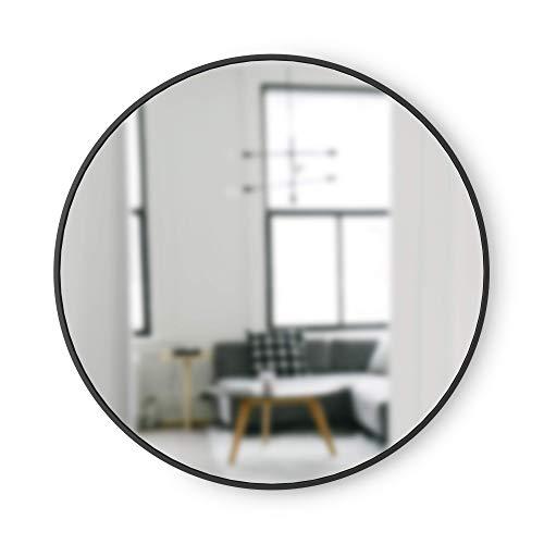 Umbra Hub - Mirror (91.44 cm), Color Black