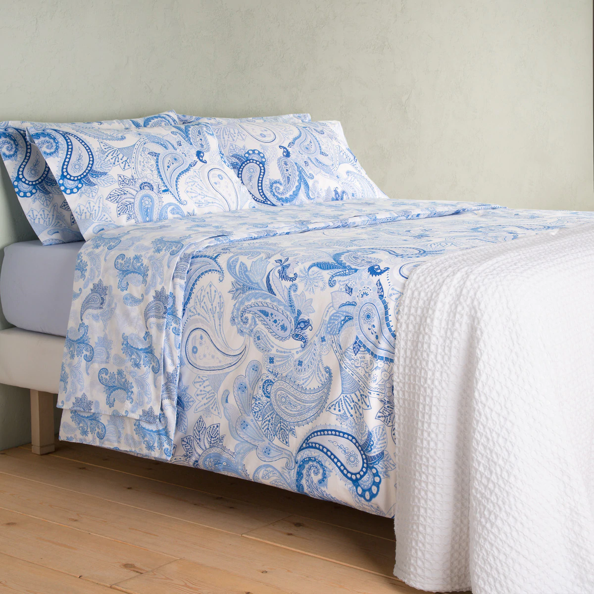 Set of duvet cover with bottom on sale