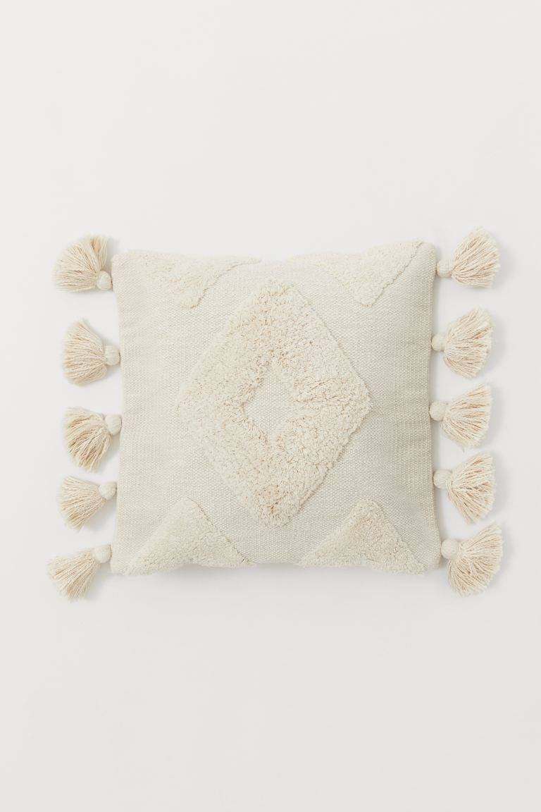 Tassel cushion cover € 24.99