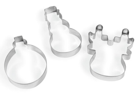 3 Metal Molds 1000 2 24 145369 2