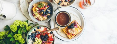 Transform your routine breakfasts into special moments with these 10 ideas to prepare beautiful (and instagrammable) breakfasts