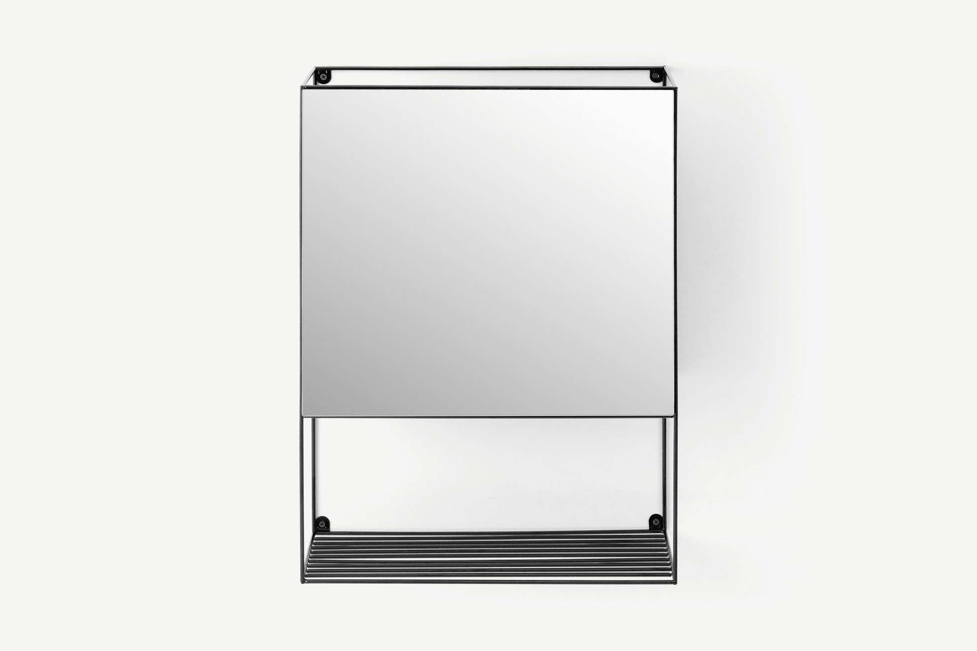 Calypso Calypso mirror shelf, black