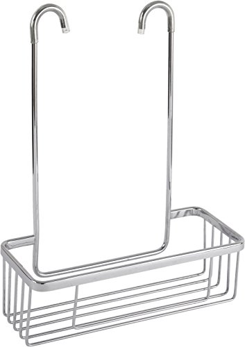 Portagel basket for stainless aluminum shower and bath faucets, without holes.