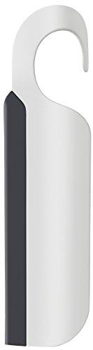 Spirella Skate collection, Squeegee 7.3x29 cm, ABS / TPE, White