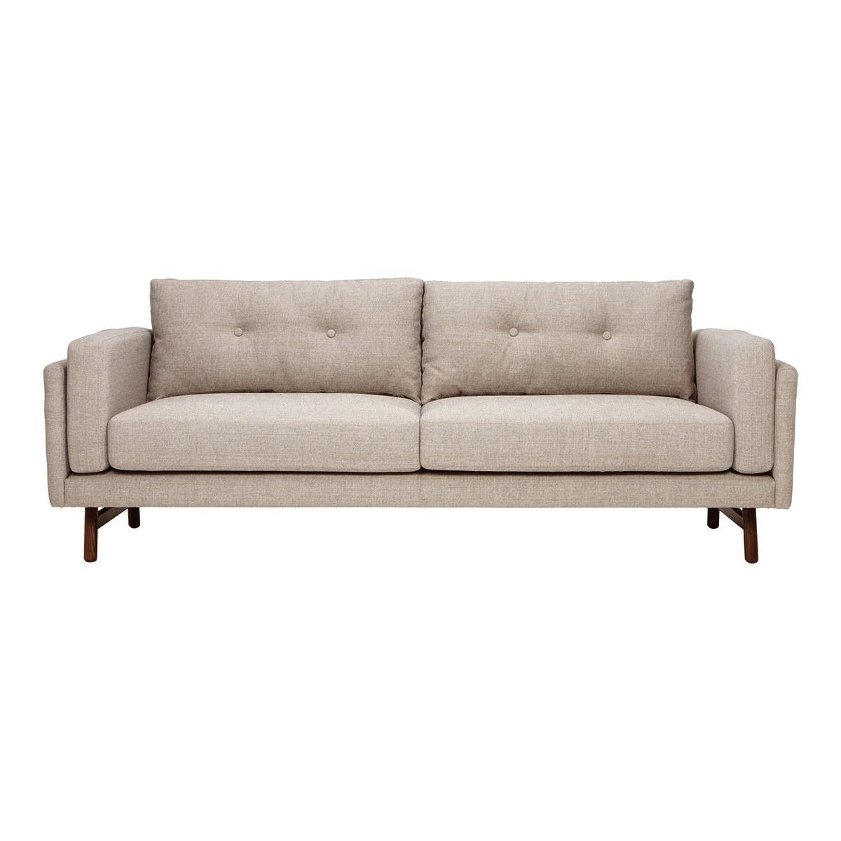 Bergen Room 3 Seater Upholstered Sofa
