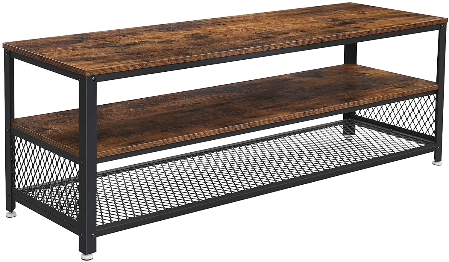 Industrial style TV cabinet