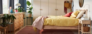 The decorative week: inspiration for double rooms and children's bedrooms in 2021