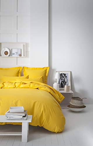 Today - Duvet Cover (260 x 240 cm), Color Yellow