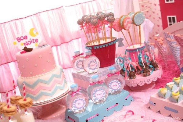 Girl-Birthday-Pajama-Party